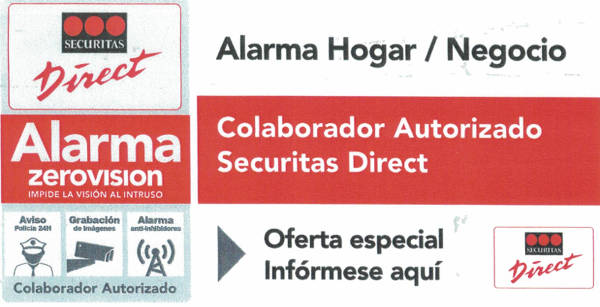 Alarmas Securitas Direct