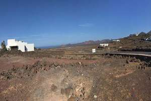 Plot for sale in Las Breñas, Yaiza, Lanzarote.