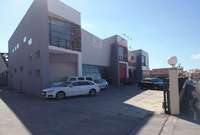 Nave industrial en San Roque, Badajoz.