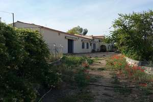 Farmhouse for sale in Villar del Rey, Badajoz.