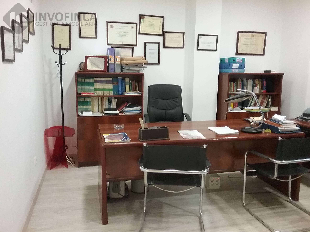 Oficina en alquiler en badajoz 500 for Alquiler oficinas badajoz