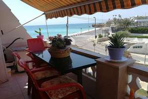 Casa a due piani vendita in Costa Norte Saldonar, Vinaròs, Castellón.