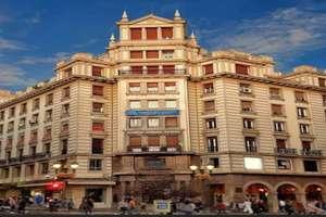 Investimento em Centro, Granada.