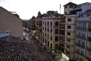 Plano em Centro, Granada.