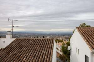 Flat for sale in Albaicin, Granada.