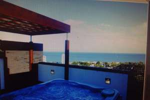 Penthouse for sale in Carlos Iii, Aguadulce, Almería.
