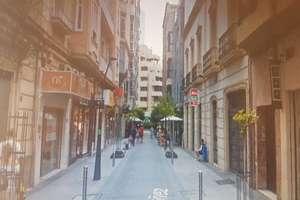 Kommercielle lokaler i Centro, Almería.