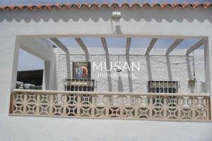 House for sale in San Isidro de Níjar, Almería.