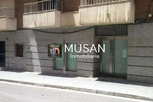 Commercial premise for sale in Centro, Almería.