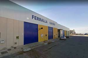 Warehouse for sale in Venta Del Viso, Mojonera (La), Almería.