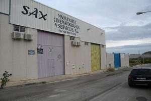 Warehouse for sale in Benahadux, Almería.