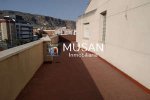 Penthouse for sale in Campillo, Aguadulce, Almería.