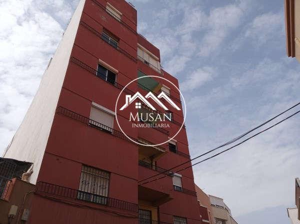Apartamento, Calle Santa Rosa, Almería Almería, Venta - Almería (Almería)