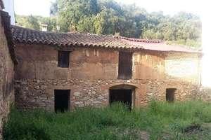 Plot for sale in Galaroza, Huelva.