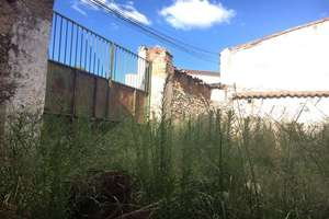 Urban plot for sale in Galaroza, Huelva.