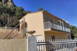House for sale in Adsubia, Alicante.