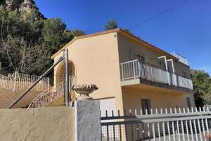 House for sale in Adsubia, Alicante.