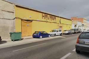 Warehouse for sale in Pego, Alicante.
