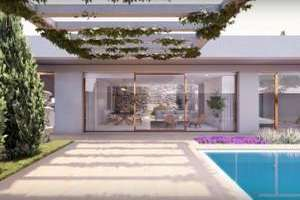 Cluster house for sale in Pego, Alicante.