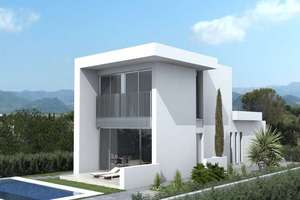 Chalet for sale in Pego, Alicante.