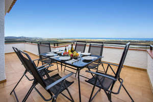 Penthouse in Pego, Alicante.