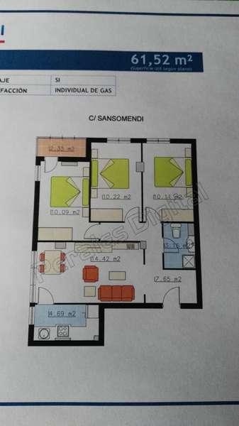 Apartamento, Calle sanso mendi, Álava (Araba) Vitoria-Gasteiz, Venta - Álava (Álava)
