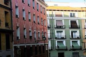 平 出售 进入 Lavapies, Madrid.