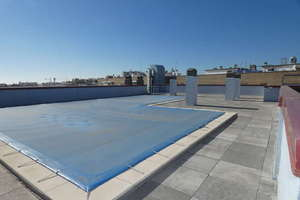 Flat for sale in Trafalgar, Chamberí, Madrid.
