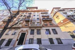 Flat in Almagro, Chamberí, Madrid.