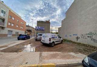 Urban plot for sale in Horta Nord, Massamagrell, Valencia.