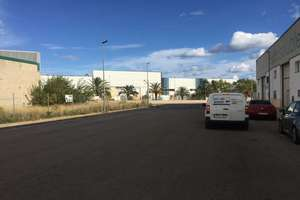 Industrial plot for sale in Nucleo Urbano, Rafelbunyol, Valencia.