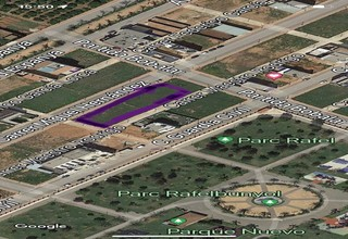 Urban plot for sale in Nucleo Urbano, Rafelbunyol, Valencia.