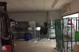 Warehouse for sale in Quart de Poblet, Valencia.