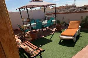 Penthouse for sale in Massamagrell, Valencia.