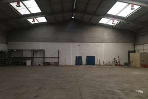 Warehouse for sale in Poligo, Rafelbunyol, Valencia.