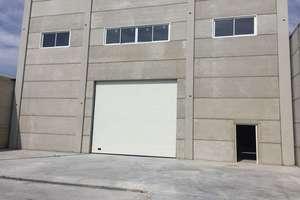 Warehouse in Alboraya, Valencia.