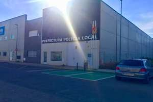 Industrial plot for sale in Poligo, Rafelbunyol, Valencia.