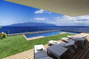 Villa for sale in Caldera de Rey, Adeje, Santa Cruz de Tenerife, Tenerife.