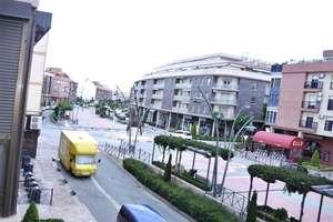 Flat for sale in Avenida 1º de Julio, Valdepeñas, Ciudad Real.