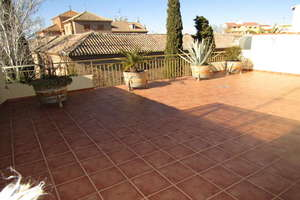Penthouse for sale in Convento, Valdepeñas, Ciudad Real.