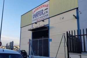 Nave industrial venta en Polígono Virgen de la Paz, Valdepeñas, Ciudad Real.