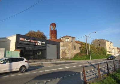 Parcela/Finca venta en Santiago de Compostela, La Coruña (A Coruña).