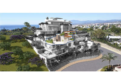 Duplex Luxury for sale in Río Real, Marbella, Málaga.