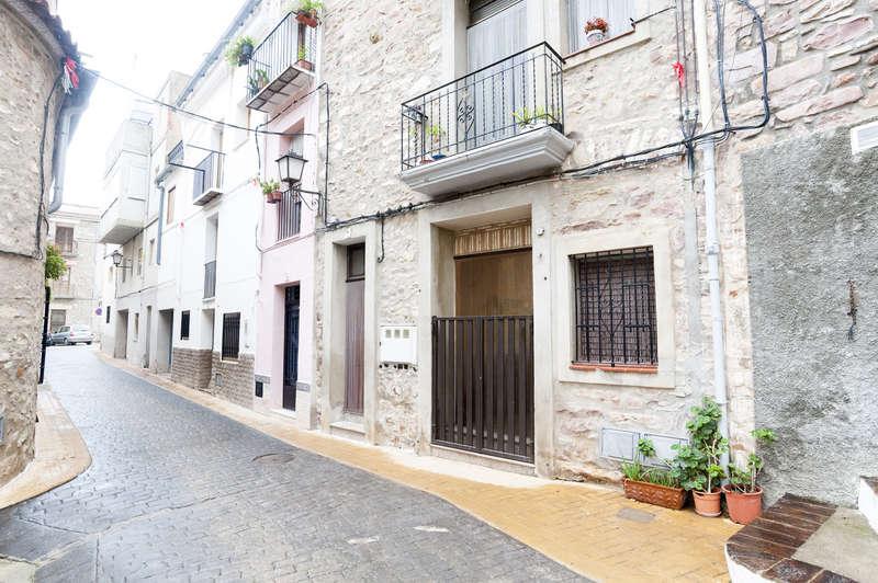 fotografía de vivienda en Calle la Carrera