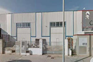 Warehouse for sale in Burriana, Castellón.