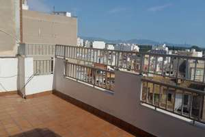 Penthouse for sale in Nucleo Urbano, Burriana, Castellón.