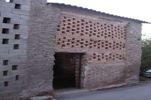情节 出售 进入 Alhendín, Granada.