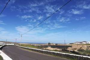 情节 出售 进入 Muñique, Teguise, Lanzarote.