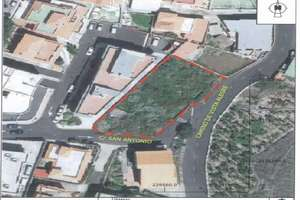 Plot for sale in Breña Baja, Santa Cruz de Tenerife, La Palma.