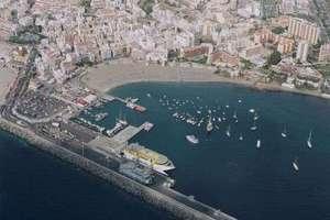 情节 出售 进入 Arona, Santa Cruz de Tenerife, Tenerife.
